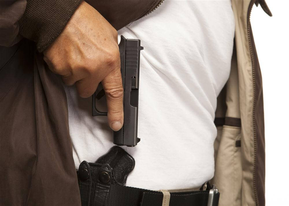 Concealed carry classes in Wisconsin