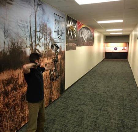 Indoor Archery And Gun Range Racine Shooting Equipment