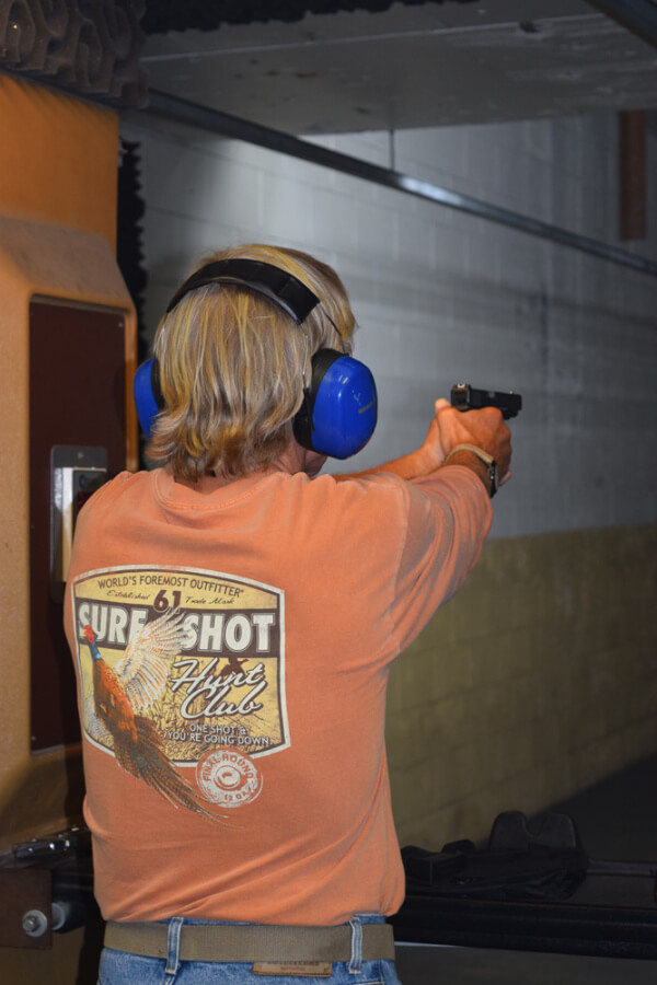 Racine shooting sports center with the only full-line indoor gun and archery firing range in Southeast Wisconsin