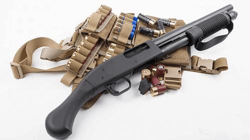 Mossberg 590 Shockwave 410-gauge | Pistol grip shotguns for