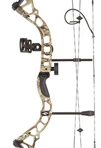 Diamond Prism compound bow draw strength and weight