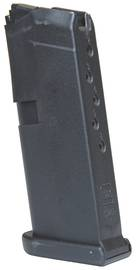 GLOCK 43 9MM 6RD W/EXT.