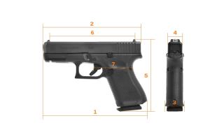 Glock Handguns for Sale Online | Glock Accessories - Magazines
