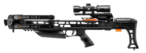 MISSION SUB-1 CROSSBOW, BLACK W/PRO PAK for sale online