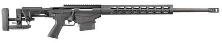 "Ruger Precision Rifle 6.5 Creedmoor 24"" Model 18008 for sale online"