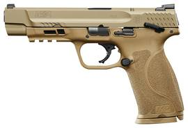 SMITH AND WESSON MP9 2.0 9MM FLAT DARK EARTH