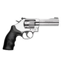 "Smith & Wesson Model 617 4"" 22LR Revolver in Classic Finish For Sale 160584"