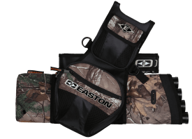 EASTON FLIPSIDE QUIVER-4TUBE, REALTREE