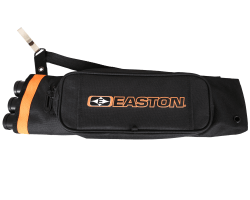 EASTON FLIPSIDE QUIVER-3TUBE, BLACK