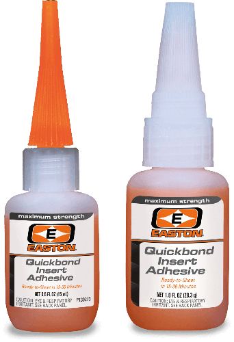 EASTON QUICKBOND INSERT ADHESIVE, 1 oz. BOTTLE