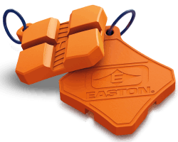 EASTON ARROW PULLER PUCK - ORANGE