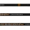 Mission Xbow Bolts - 3Pack - 22""