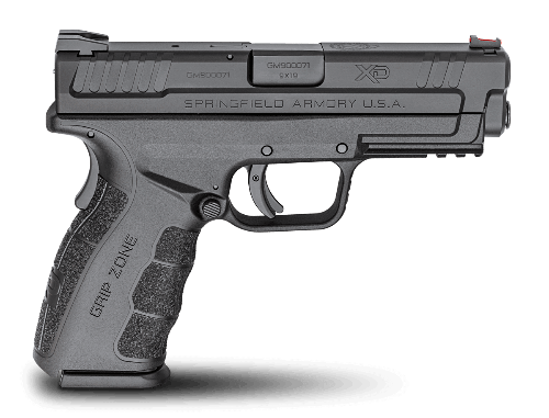 "SPRINGFIELD ARMORY XDG MOD2 9MM 4"" BLUE"