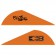 "BOHNING BLAZER VANES - 2"", ORANGE, DOZEN"
